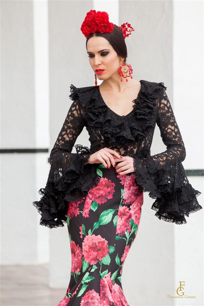 conjunto flamenca