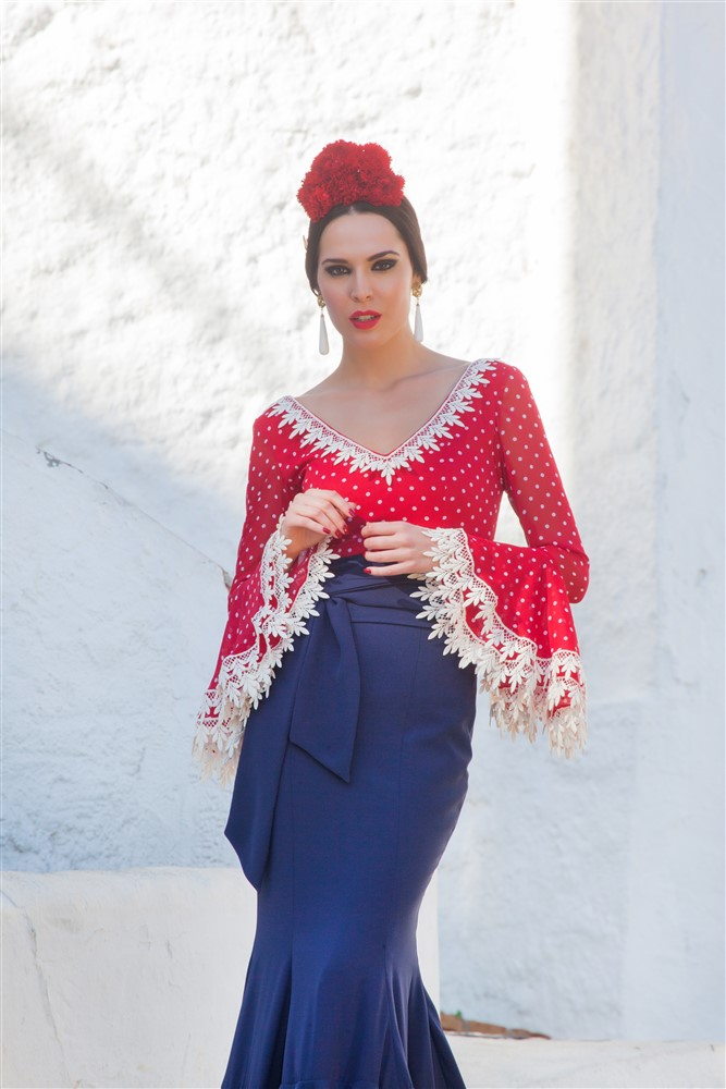 Elegancia Conjunto Conjunto Flamenco Flamenco WTBpxnqZ