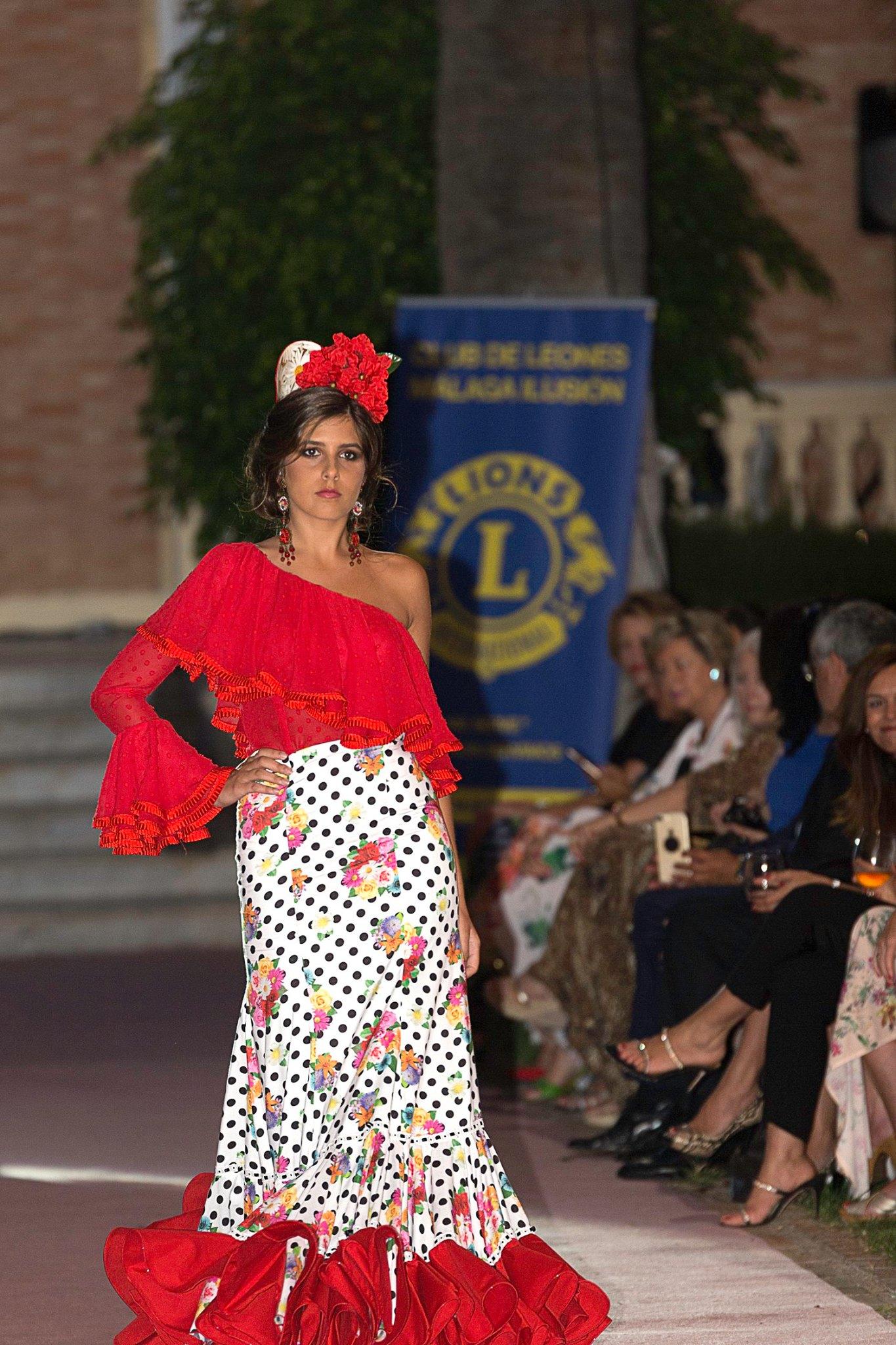 traje flamenca la sureña